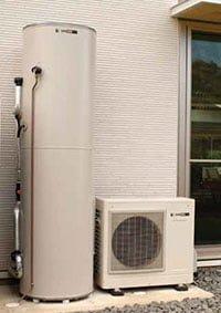 Sanden Eco 174 Plus Hot Water Heat Pump System Innovative