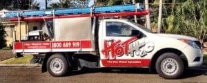 hoth2o vehicle